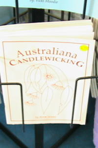 Australian Candlewicking projects book